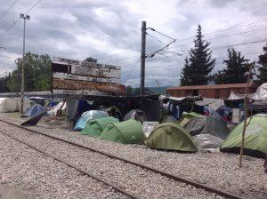 Idomeni camp